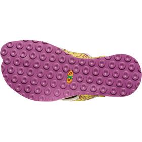 La Sportiva Swing Flips Women Purple/Apple Green